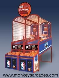 redemption games and arcade machines