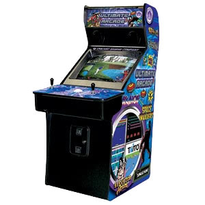 video arcade games for fun centers and commercial arcades