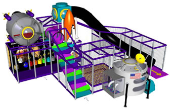 indoor playground design