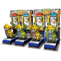 the arcade business requires an assortment of games and arcade machines